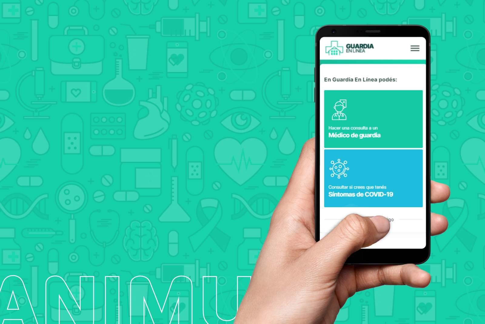 Atención virtual para hospitales públicos en contexto de pandemia